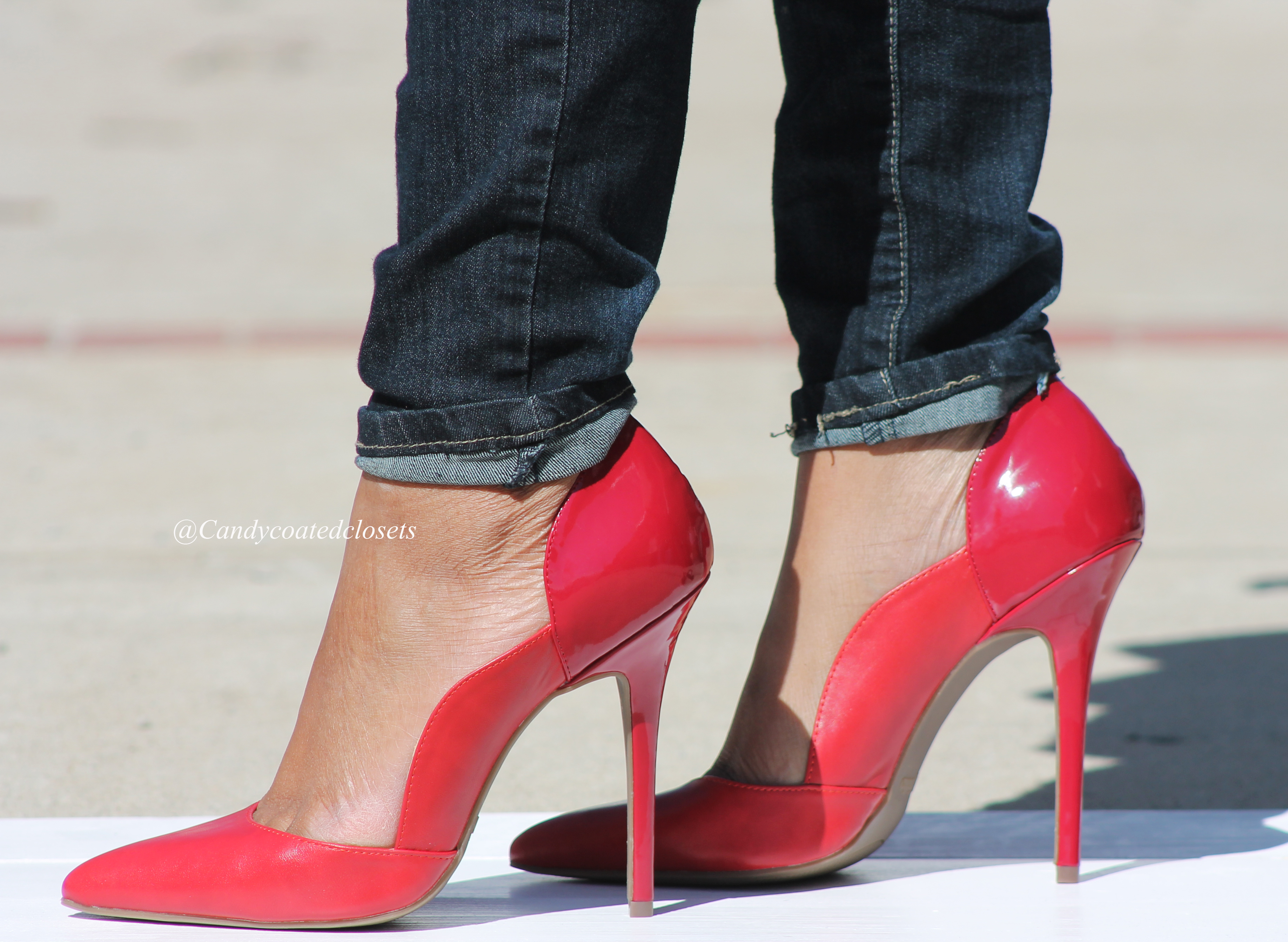 Heels No Platform