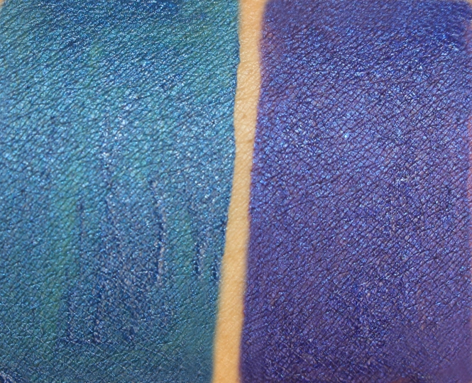 Candy Coated Closets Blue Comparison Swatch