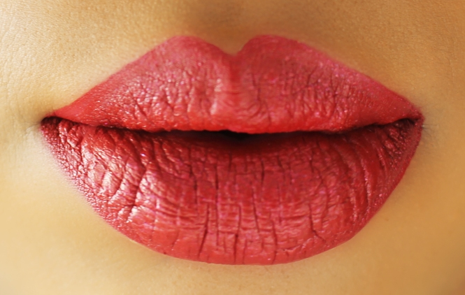 Candy Coated Closets Hoe Hoe Hoe Lip Swatch