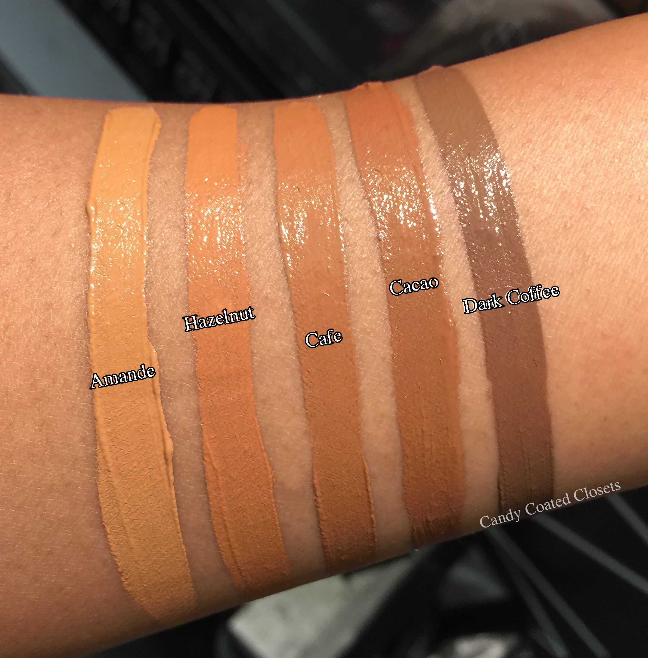 Nars Radiant Creamy Concealer Review Swatches Amp Photos